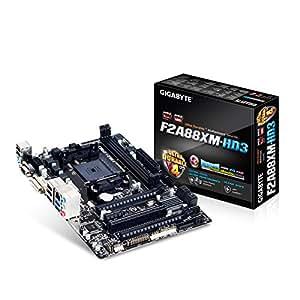Gigabyte F2A88XM-HD3 Carte mère AMD Micro ATX Socket FM2+