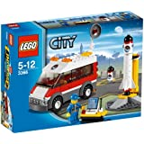 LEGO City 3366: Satellite Launch Pad
