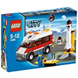 Lego City 3366 - Satellitenstartrampe