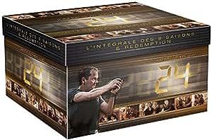 24 heures chrono - L'intégrale des 9 saisons + Redemption