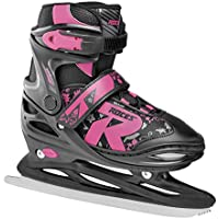 Roces Kinder Jokey Ice 2.0 Girl Verstellbarer Schlittschuh