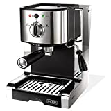 51ni4Y4ZMtL. SL160  - BEST BUY #1 BEEM Siebträgermaschine Espressomaschine Perfect Ultimate silver 1250 W E.S.E. Pad kompatibel, Reviews and price compare uk
