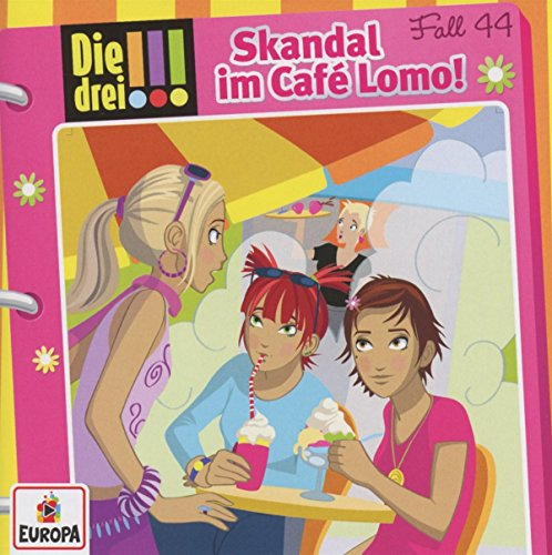 Die drei !!! (44) Skandal im Café Lomo! - Europa 2016