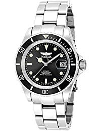 Invicta Pro Diver Men's Analogue Classic Automatic Watch with Stainless Steel Bracelet – 9937OB