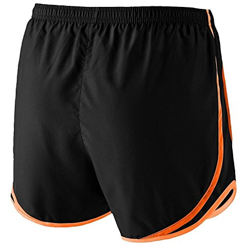 Nike Short New Tempo Track pour Femme Black/Black/Bright Citrus