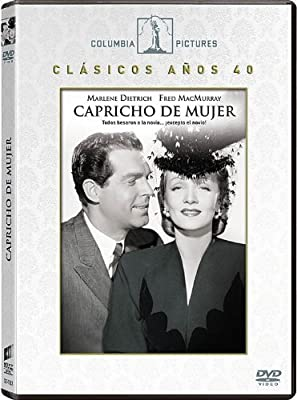 The Lady Is Willing [ NON-USA FORMAT, PAL, Reg.2 Import - Spain ] by Marlene Dietrich