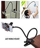 #3: Universal 360 Degree Flexible & Foldable Lazy Phone Holder for Bed/Desk/Table/Car