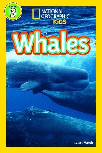 Whales (National Geographic Kids Readers (Level 3))