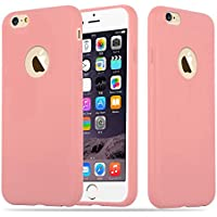 custodia hard cover nero metallo di cadorabo iphone 7