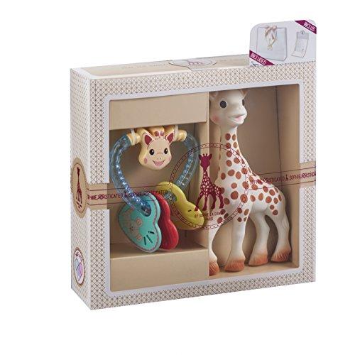Sophie la Girafe - Peluche con forma de corazón