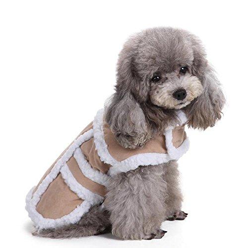 Dog Warmer Mantel Hundejacke Winter Hundebekleidung LNAG , (Ihre Eigenen Sie Kostüm Machen Schuhe)