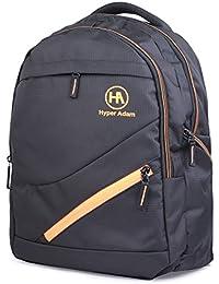 Hyper Adam Travel Laptop Bagpack, College Backpack Bag, Slim Lightweight Laptop Bag, Water Resistant School Bag...