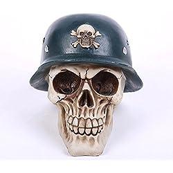 Diseño con casco