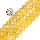Sweet & Happy Girl's Store ronde en rouge jaune vert bleu agate perles 38,1cm perles fabrication de bijoux