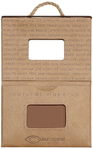 Couleur Caramel Ombre à paupières n°3 Marron chocolat 2.5g