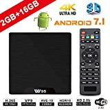 TV BOX Android 7.1 - VIDEN W2 Smart TV Box Amlogic S905W Quad Core,...