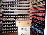 Wine Rack Wood -40 Bottles Modular Hardw...