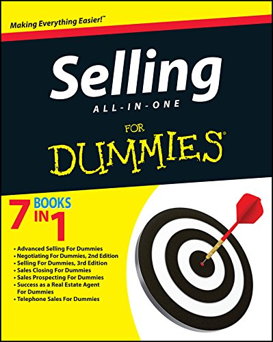 Selling All-in-One For Dummies (For Dummies Series) Fuze-serie