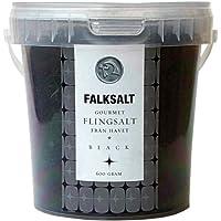 Arte Vita forcella Salt FALKSALT (professionali) fiocchi di cristallo Mediterraneo sale nero 600g