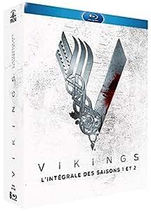 Vikings - Intégrale des saisons 1 + 2 [Blu-ray]