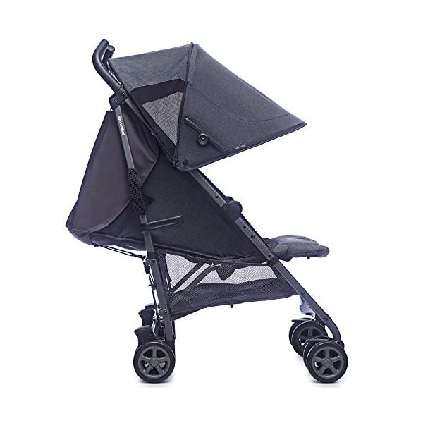 Easywalker Buggy, Berlin Breakfast  Suitable from birth 5 point 3 position harness Four recline positions with near flat recline 5