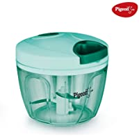 Pigeon by Stovekraft Large Handy and Compact Chopper with 3 blades for effortlessly chopping vegetables and fruits for your kitchen