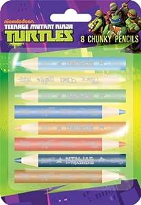 Anker - Lápices de Colores Tortugas Ninja (ANKTUPC)