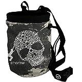Charko Skulling Chalk Bag - Black, Standard