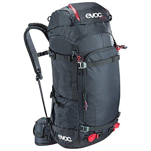 Evoc Patrol 40L - Rucksack für Outdoor und Freizeit Black
