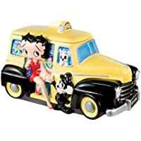 Betty Boop Taxi Limited Edition Cookie Jar