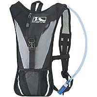 M-Wave ISO-Trink-Rucksack, schwarz, 2 l