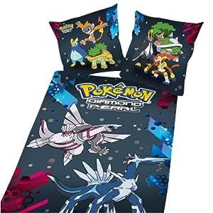 Herding Bedding Pokemon Duvet Cover Set 135 X 200 80 X