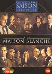 Maison blanche saison 7 film e tv for A la maison blanche saison 6