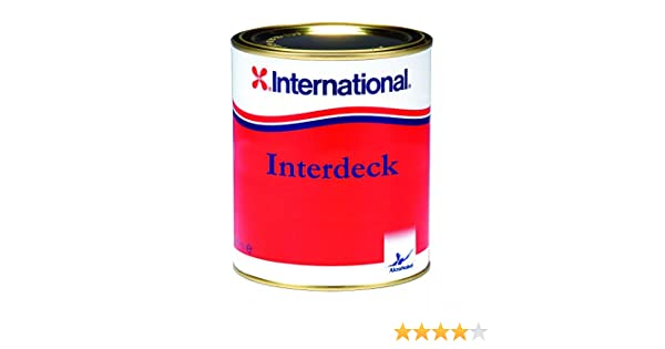 International rutschfeste Deck-Farbe INTERDECK
