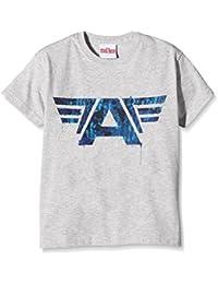 Marvel Boy's Captain America Civil War A Game T-Shirt
