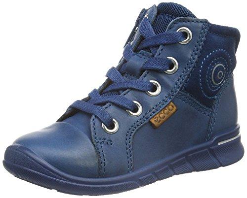 ECCO First Chaussures Bébé Marche garçon, Bleu (POSEIDON/LION/POSEIDON59649) 7.5 Child UK