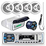 #6: PyleAudioBundle MARINE RADIO & MP3 PLAYER PLMRB29W