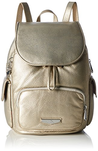 Imagen de kipling  city pack s,  mujer, gold golden glow , one size alternativa