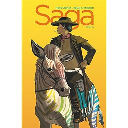 Saga - Tome 8