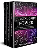 Crystal Healing Box Set: Manifest with Crystal Grids, Learn Chakra Healing, Energy Healing and Spiritual Psychic Protection (English Edition)