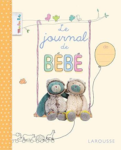 Le journal de mon bébé par Alain Boyer