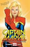 #6: Captain Marvel Vol. 1: Higher, Further, Faster, More (Captain Marvel (2014-2015))