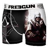 Freegun Boxer Garçon Assassin Creed (6/8 Ans)