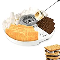 NutriChef PKSMGM26 Electric Marshmallow Candy Melter/Maker