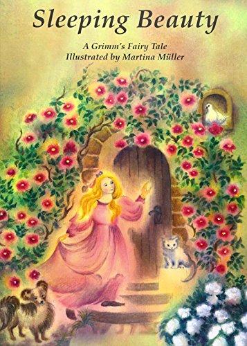Sleeping beauty : a Grimm's fairy tale