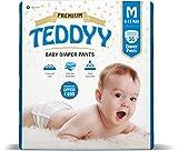 #10: Teddyy Baby Premium Medium Diaper Pants (Pack of 56)