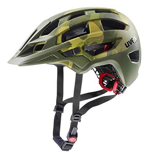 Uvex Finale 2.0 MTB Fahrrad Helm Camo grün 2019: Größe: 56-60cm