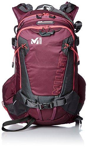 Millet Steep Pro 20 Ld Mochila de acampada, Mujer, Rojo (Velvet Red), 7