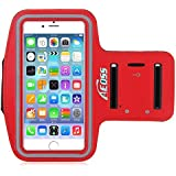"Aeoss Sports Armband Case Cover Holder For All Smartphones Size 6"" Mobile"