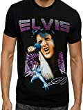 SSD Elvis Presley T-Shirt The King Of Rock n Roll